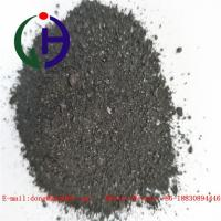 China Waterproof Coal Tar Powder Black Granular Material CAS No.65996-93-2 wholesale