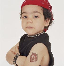 China Kids Fake Tattoo on sale
