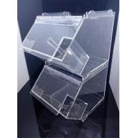 Counter Top Clear Acrylic Candy Storage Boxes