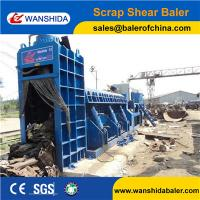 China Used Car Bodies Shearing Baler for sale wholesale