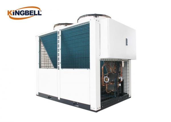 Quality Modular Air Handing Units Hospital Air Cooled Chiller Low Temperature for sale