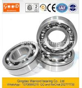 China Deep groove ball bearing _6314M_ brass _ Jilin bearing retainer wholesale