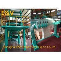 China Large Output Upward Casting Machine For Continuous Casting Products wholesale