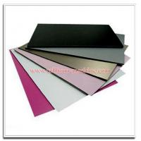 China Double Color Coated ACP - Aluminium Composite Panels for Wall Cladding, Facade Decoration on sale