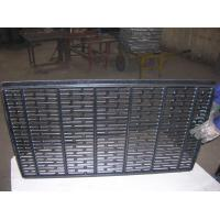 China Anti Corrosion Pig Farm Equipment Cast Iron Floor Grates OEM/ODM Accepted on sale