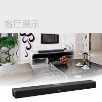 2.1 channel home theater system bluetooth soundbar with external subwoofer