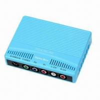 China Full HD and SD Video-VGA Converter, Suitable for PS2, PS3, Wii, and Xbox 360 on sale