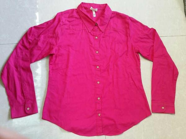 Quality wholesale solid color women blouse ,autumn tops, Career's office ladies shirts stock lots for sale