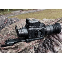 Buy cheap 50Hz Thermal Night Vision Spotting Scope IP67 For Hunting from wholesalers