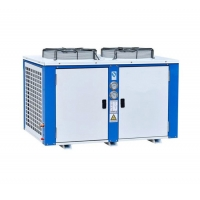 China R407 Box Type 2500kw Compact Water Cooled Water Chiller wholesale