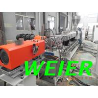 China Big Capacity Waste Plastic Recycling Machine / Equipment With CE And ISO on sale
