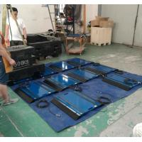 Buy cheap Aluminum Portable Axle Weighing Scales 00Ton 800 × 350 × 22mm For Vehicles from wholesalers