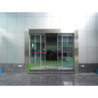 China Automatic Sliding Door With Aluminum Frame, Automatic Aluminum Office Door, Glass door wholesale