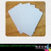 China Gift Printed Plastic Cards wholesale