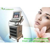 China 2016 NEWEST 300W power Puffiness,Skin Tightening,Wrinkle Remover Feature hifu face lift machine on sale
