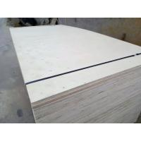 China Poplar Core Plain Faced Commercial Grade Plywood For Pallet Package Use on sale