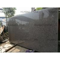 China Chinese pink granite G664 slab tiles polished flamed for wall countertop stairs on sale