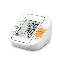 China Multi Panel Electronic Blood Pressure Monitor , Wrist Blood Pressure Meter For Daily Checks on sale
