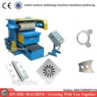 China 7.5kw Sheet Metal Polishing Machine , Buffing And Polishing Machine Easy Controlling wholesale