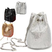 China Prefer To Life Ladies Evening Bags Shiny Scale Clutch Purse for Party Prom Wedding Purse Luxury Women