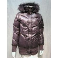 China Women′s Fashion Fake Fur Collar Down Jacket (HF1618) wholesale