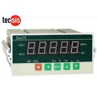 China LED Display Digital Weighing Indicator With Self-Diagnostic Function wholesale