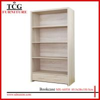 Buy cheap Particle board KD Design melamine colors bookcase MX-A8538 from wholesalers