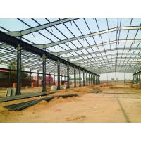 China Factory price directly Prefabricated Light Steel Structure Workshop Sheds wholesale