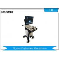 Buy cheap FDA Proved Trolley Ultrasound Scanner For Abdonimal / Breast / Cardiac / Musculoskeletal from wholesalers