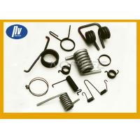 China Industial Adjustable Gas Spring , Left / Right Coils Miniature Compression Springs wholesale