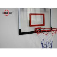 China 23.5cm Dia Children'S Indoor Basketball Hoop With A 13.5cm Ball Portable wholesale