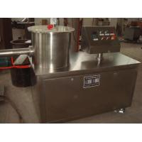 China Chemical Industry Spherical Wet Granulation Machine 304 Stainless Steel Cover wholesale