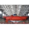 China Grúa fuerte del EOT del puente del haz del doble del transporte del taller del bastidor de 30 toneladas wholesale
