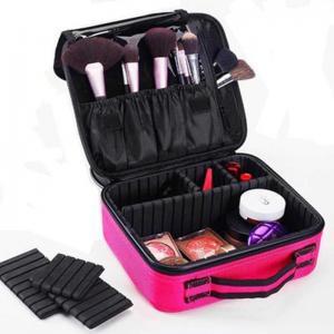 China Ladies Polyester H26.5cm Cosmetic Travel Organizer Bag wholesale