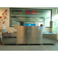 Buy cheap Touch Screen Control Flight Type Dishwasher With SD Card Upgrade System from wholesalers