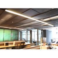 China Easy Installment Aluminum Suspended Ceiling  Hook On Style  for Shopping Hall on sale