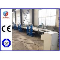 China Customized Conveyor Belt Machine 1200-2400mm Max. Belt Width Reciprocating Working Mode wholesale