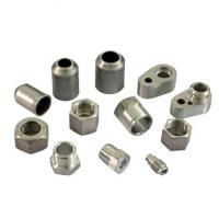 China Stainless Steel High Precision Machined Parts CNC Milling With Powder Coating wholesale