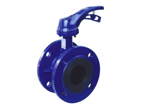 Quality CE ISO Approve Flanged Butterfly Valve,Stainless Steel   Butterfly Valve With Flange for sale