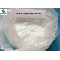 Buy cheap 99% USP34 Cancer Treatment Steroids Medroxyprogesterones Acetate CAS 71-58-9 from wholesalers