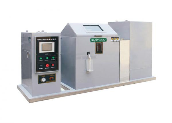 Quality Salt Spray Corrosion Test Chamber ASTM B117 With Automatic Water System for sale