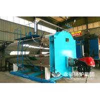 China Horizontal High Efficiency Natural Gas Boiler Low Pressure Steam Boiler on sale