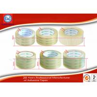 China Transparent BOPP  Self Adhesive Packaging Tape 48mm 55mm 60mm wholesale