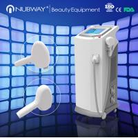 China 808nm diode laser soprano hair removal laser machines for sale on sale