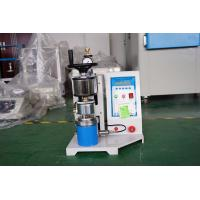 China Fabric Leather Bursting Strength Tester ,  Semi Automatic Paper Testing Equipments wholesale