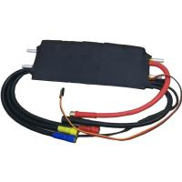 China RC Boats 300A 16S Brushless Speed Controllers Watercool With 8.0mm Connector wholesale