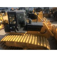 Buy cheap 120kw Engine Used SHANTUI Bulldozer Excellent Condition 5262 * 4150 * 3074mm from wholesalers