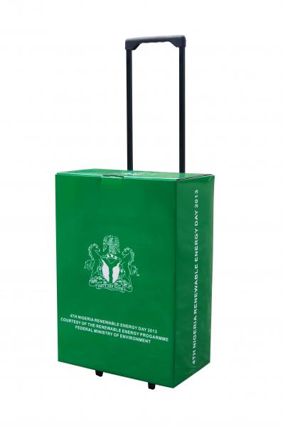 Corrugated Plastic Recycle Bin Images
