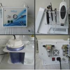 4 in 1 Hydra Facial Oxygen Jet Peel Machine Microdermabrasion Ultrasonic Skin Scrubber
