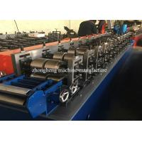 China Roller Door Cover Box Shutter Box Roller Window Box Roll Forming Machine on sale
